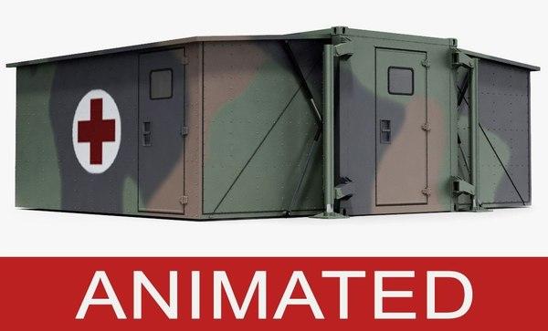 3D mobile hospital