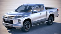 Mitsubishi L200 extended cab 2019