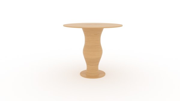 table furniture 3D