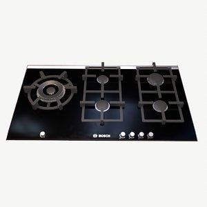 cooker pbr 3D model