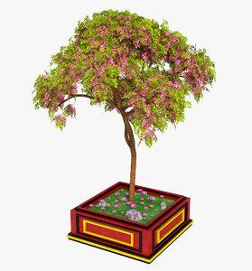 tree japan model
