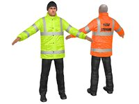 3D safety steward