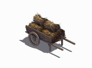 3D ancient chinese transport -