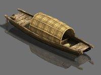 medium city - boat model