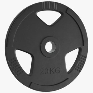 3D barbell plate