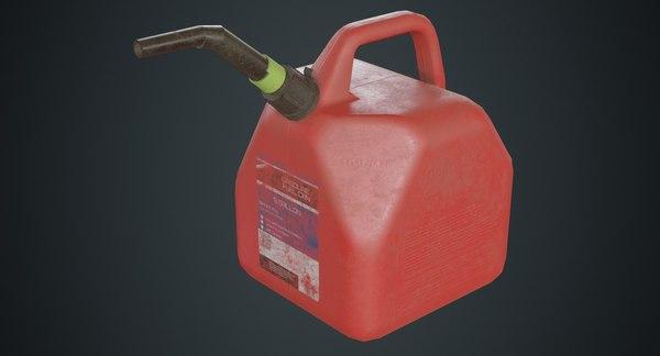 3D fuel contains 5b model