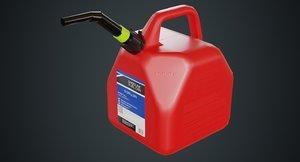 3D fuel contains 5a model
