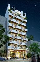 Hotel modern architecture