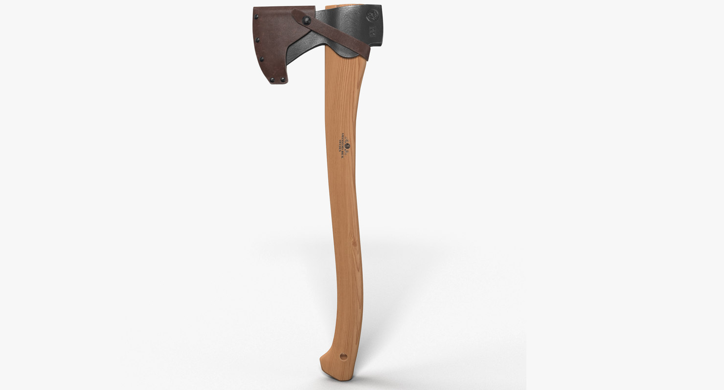 3D axe tool