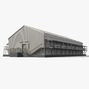 hangar model