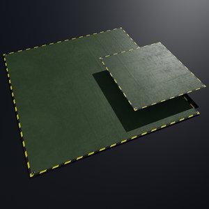 Tarp Green PBR
