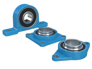 3D model bearing
