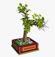 3D tree japan