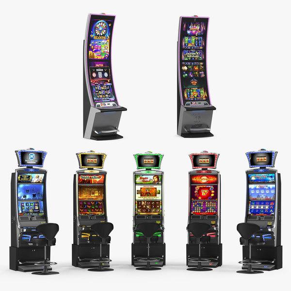 3d модели игровые автоматы читы на казино онлайн