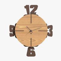 realistic clock 02 model