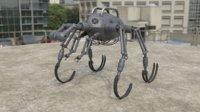 robot doggo 3D