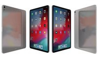 Apple iPad Pro 12.9 Wi-fi & Wi-fi+Cellular Space Gray and Silver