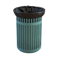 realistic trash bin 3D model