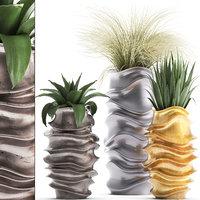 3D plants exotic model