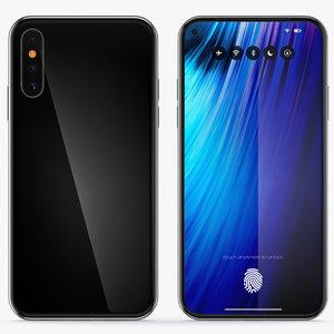 generic smart phone model