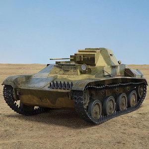 t-60 t 60 3D model