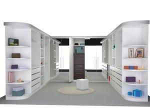 vestidor 3D model