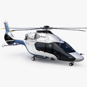 airbus helicopter h160 eurocopter ec model