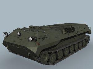 soviet mt-lbu model