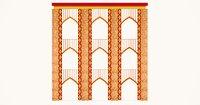 3D facade cultural melayu