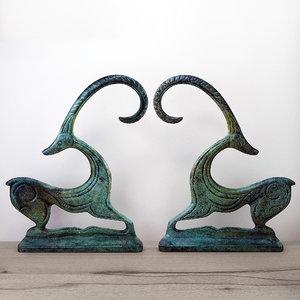 greekmythos - ibex 3D