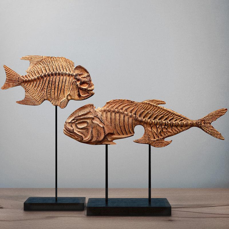 3D figurine - fish