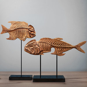 3D figurine - fish