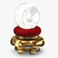 magic ball velvet 3D