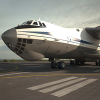 Ilyushin Il 76