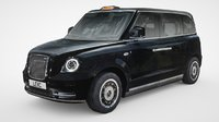 2019 london taxi cab model