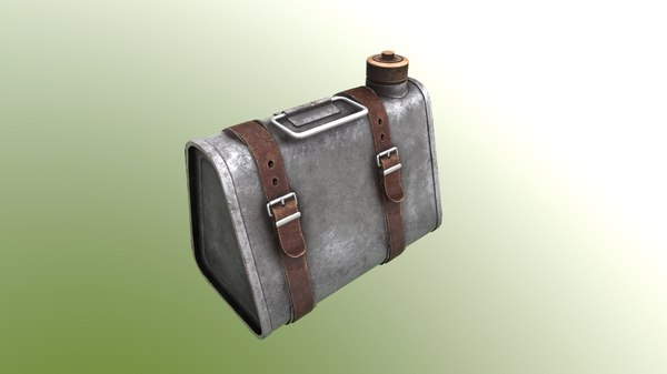 tool canister 3D model