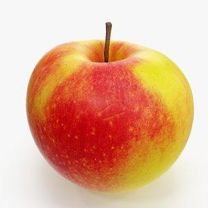 3D apple 06 model