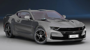 chevrolet camaro ss 2019 model