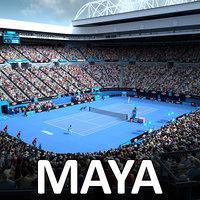 Australian Open Rod Laver Arena (MAYA)