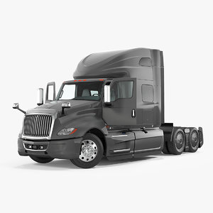 heavy duty truck generic model