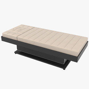 3D charieni mlx massage bench model