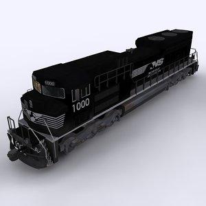 nornfolk emd 3D model
