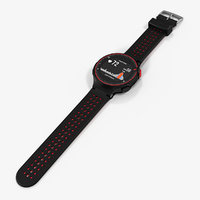 sport activity tracker generic 3D model