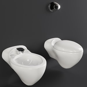 3D noken vitae wc bidet
