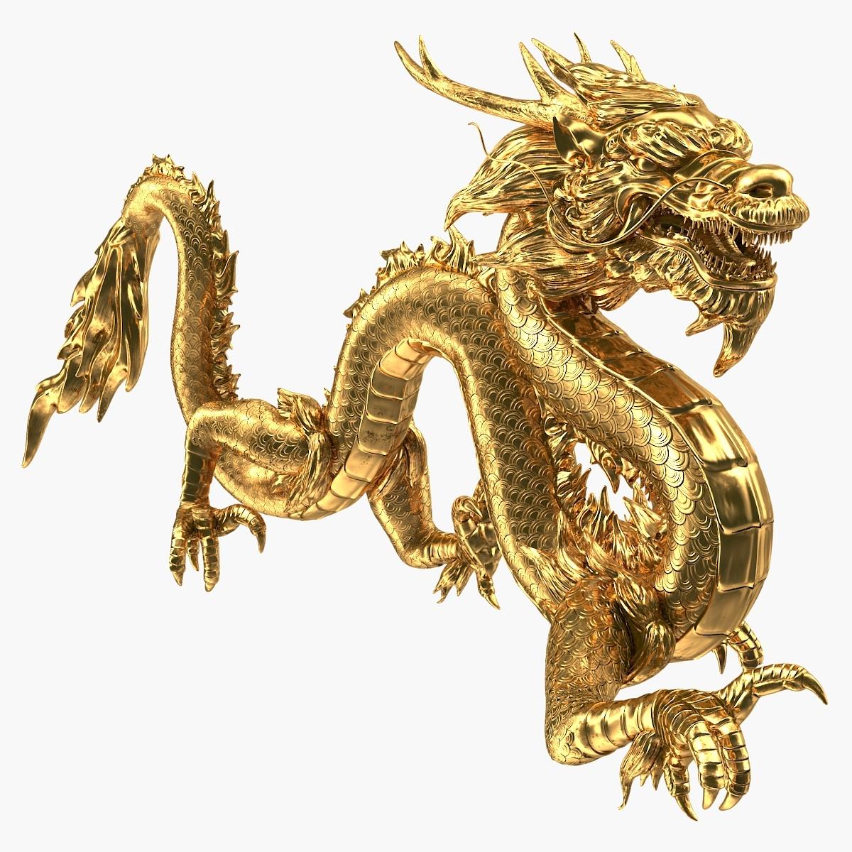 chinesischer drache vorlage