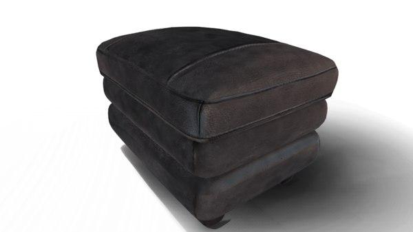 3D gleason chair design model