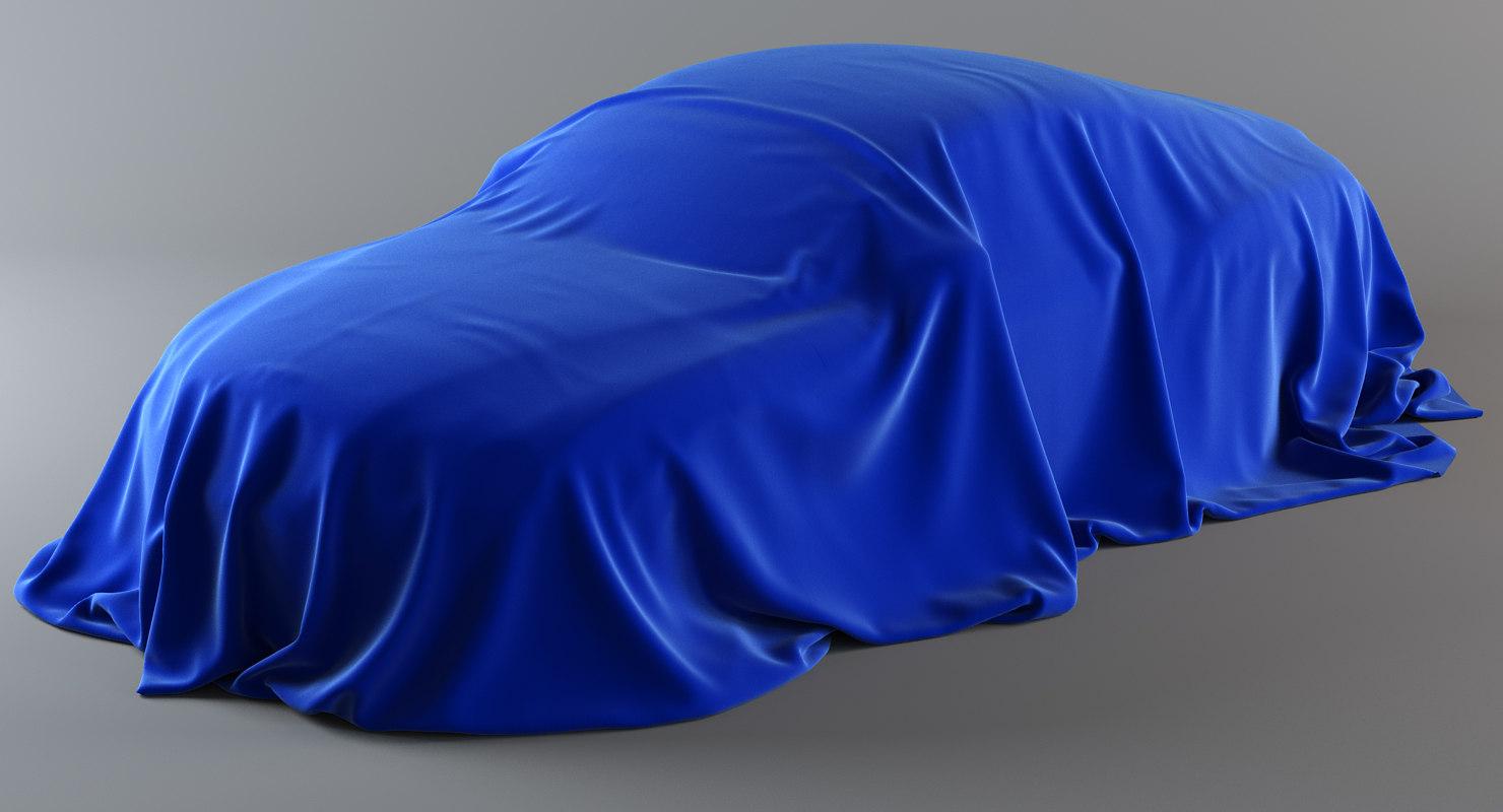 3D realistic cover car velvet