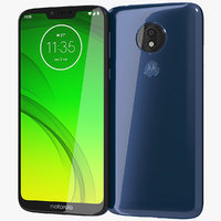 Motorola Moto G7 Power Marine Blue