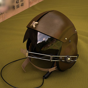 vietnam sph-4 helicopter 3D model
