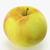 apple 08 3D model